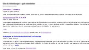 Elke Huber Webdesign Lahr Offenburg - Webdesigner Offenburg